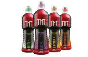 TNT Energy Drink lança linha de isotônico.