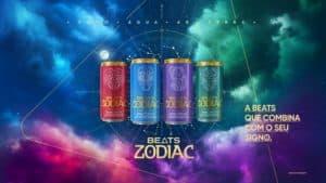 Beats lança novos sabores inspirados nos elementos do zodíaco.