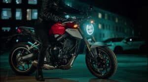 Honda Motos apresenta o novo visual da CB 650R Neo Sports Café.