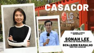 Janelas CASACOR 2020 - LG alia inovação, tecnologia e bem-estar na exposição