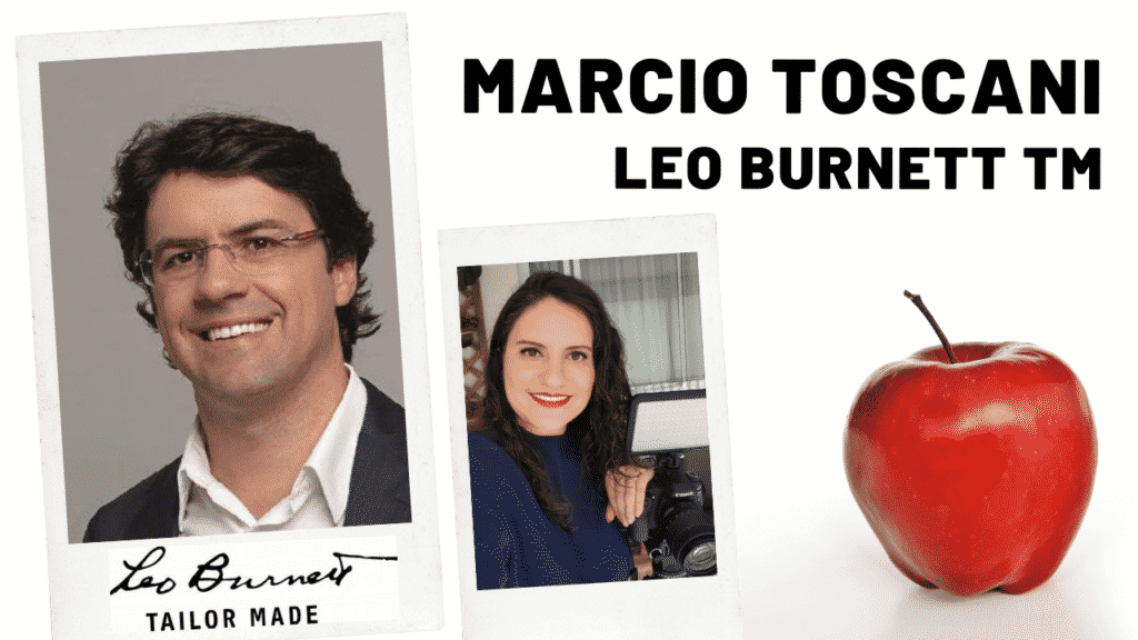 Leo Burnett Tailor Made - Elisangela Peres entrevista Marcio Toscani