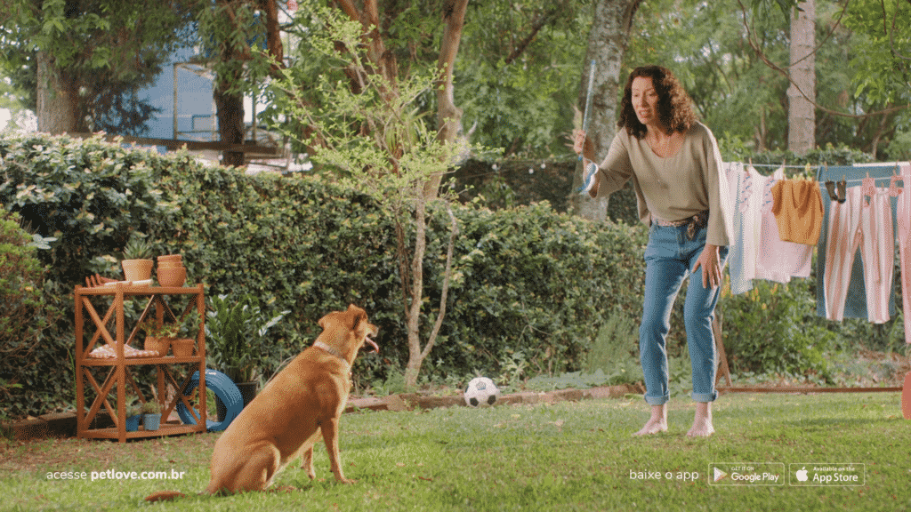 """""""Petlove entende seu pet"""" é o mote da nova campanha da marca."""