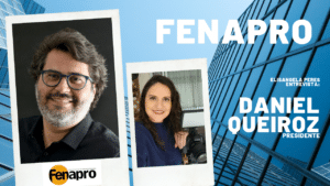 Fenapro - Elisangela Peres entrevista Daniel Queiroz