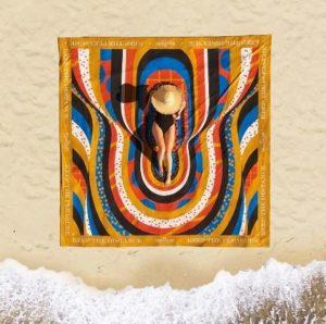 Magnum traz arte em forma de toalhas e reforça importância do distanciamento social.