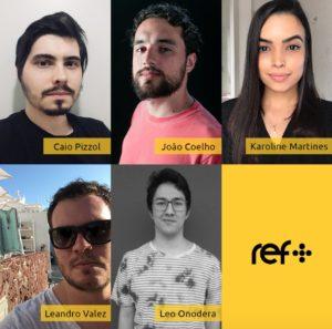 REF+ reforça equipe de Criação e anuncia a chegada de novos profissionais.
