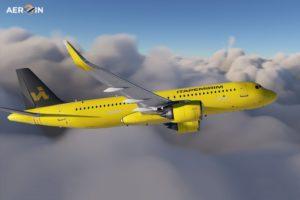 A320-Itapemirim - ITA: uma nova marca nos céus brasileiros