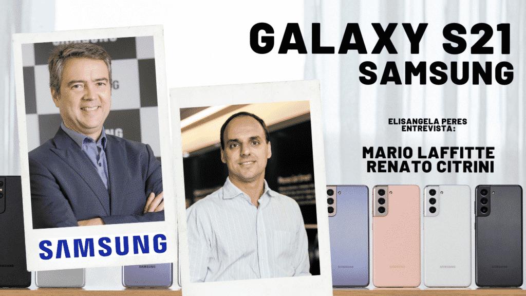 Galaxy S21 - Confira o que rolou no evento global