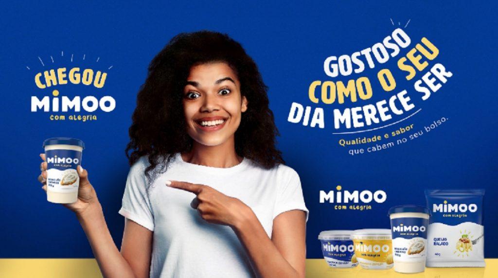 Tirolez apresenta a Mimoo, sua nova marca de alimentos.