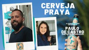 Praya: cerveja artesanal carioca quer conquistar o Brasil. Papo com Paulo de Castro - DJ Zeh Pretim