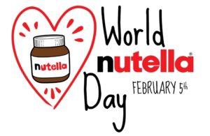 No Dia Mundial da Nutella, marca comemora o amor de seus fãs.