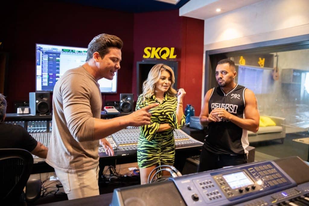 Skol e Wesley Safadão querem encontrar novo hit do forró.