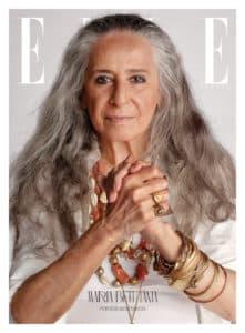 ELLE Brasil celebra 50 anos de carreira de Bob Wolfenson com capas icônicas.