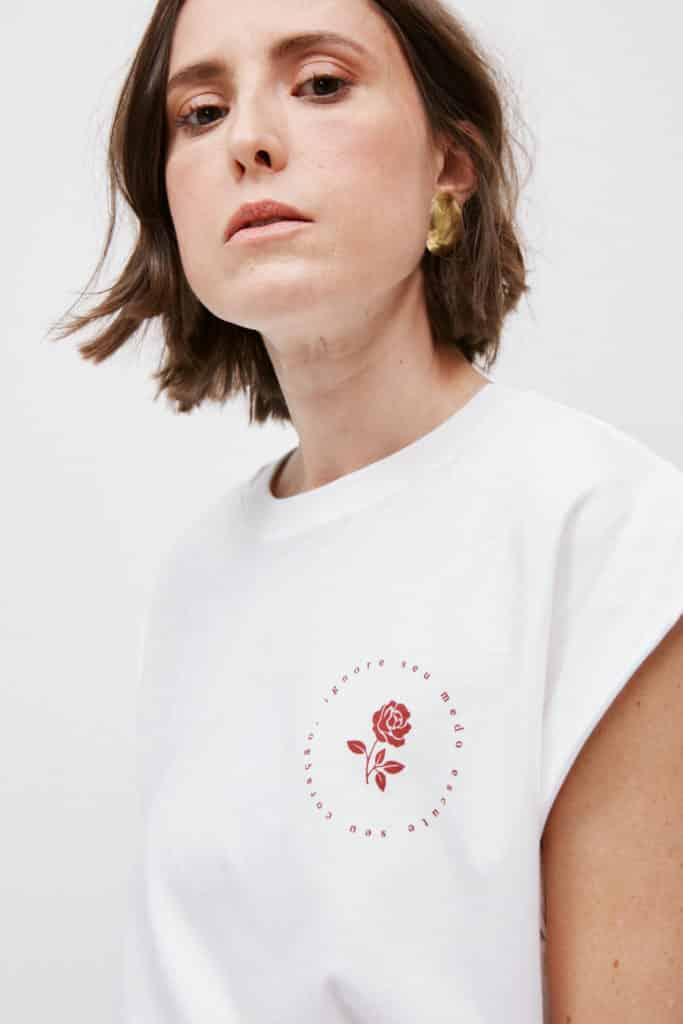 Hering lança campanha sobre rede de apoio para o Dia Internacional da Mulher.