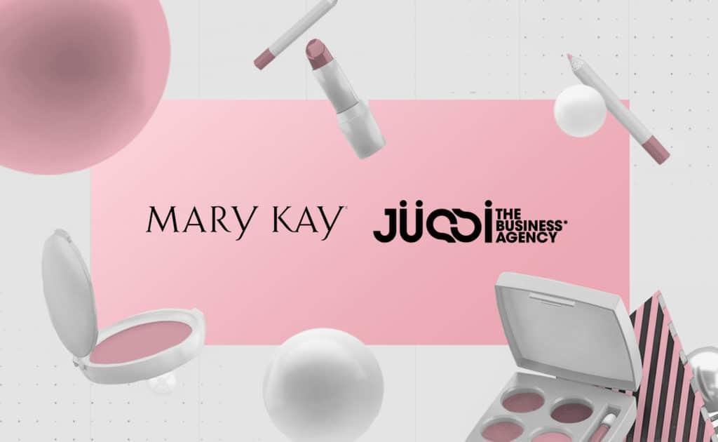 Jüssi conquista conta da Mary Kay Brasil.