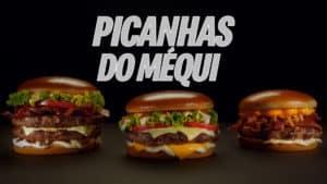 McDonald's destaca os sabores da Linha Picanha.