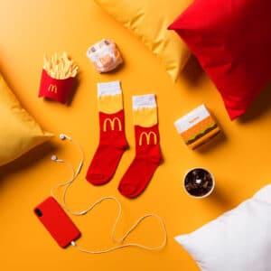 McDonald's leva festa do pijama para o BBB21.