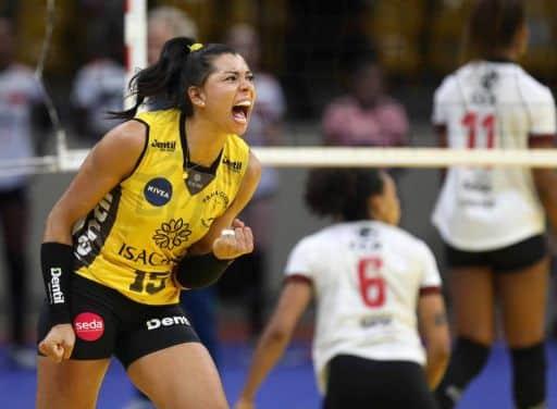 Nivea patrocina time de vôlei feminino Dentil/Praia Clube.