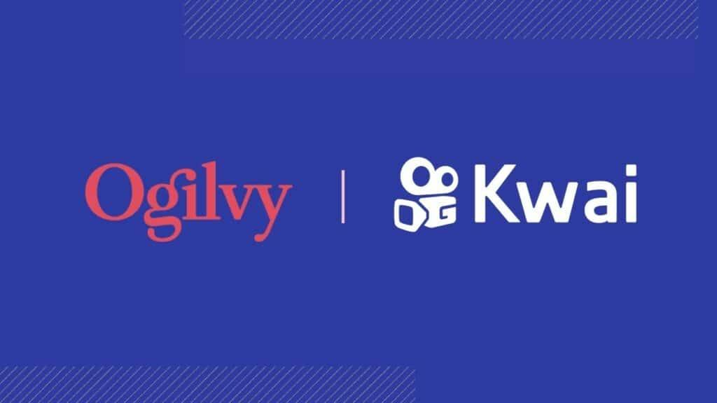 Ogilvy e Kwai firmam parceria para a estratégia de branding do app no Brasil.