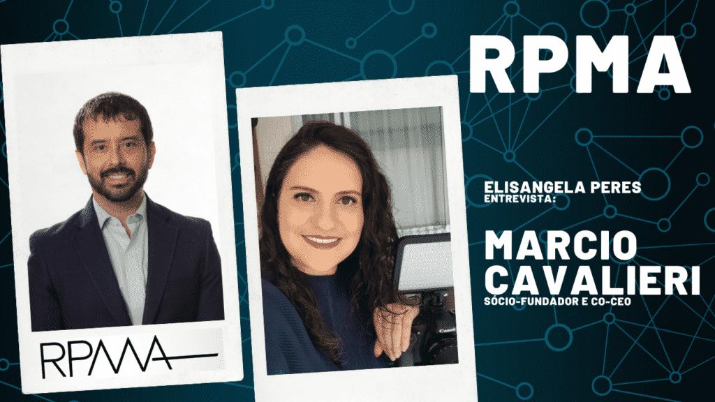 RPMA - Elisangela Peres entrevista Marcio Cavalieri