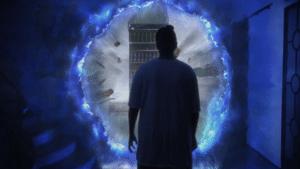 Ruffles explora suposto universo paralelo e usa realidade aumentada para interação.