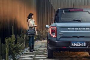 Ford anuncia o lançamento do SUV Bronco Sport