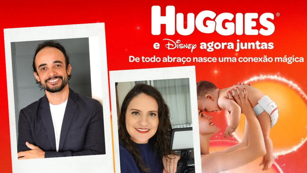 Huggies anuncia licenciamento com a Disney em campanha com projeção mapeada no Parque do Ibirapuera. Entrevista com Henrique Melo