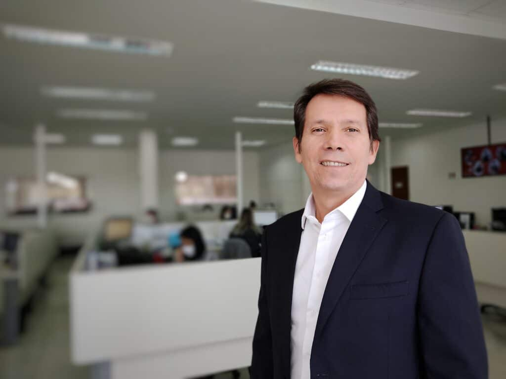Rayflex apresenta novo diretor comercial e de marketing