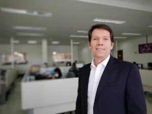 Rayflex apresenta novo diretor comercial e de marketing