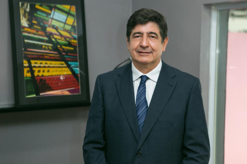 Vitor Tavares, presidente da CBL (Foto Eduardo Lopes)