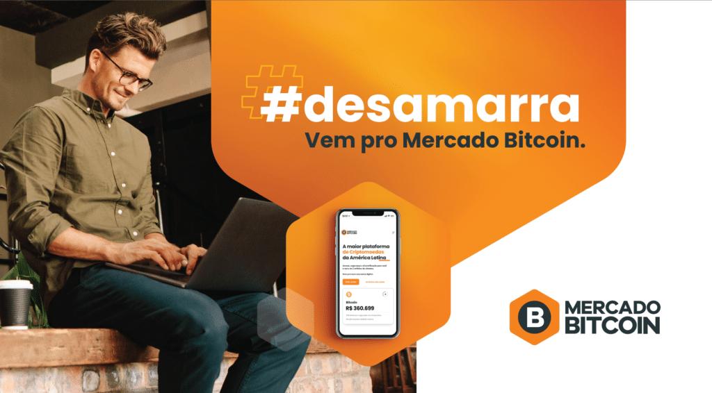 Mercado Bitcoin propõe a campanha #desamarra