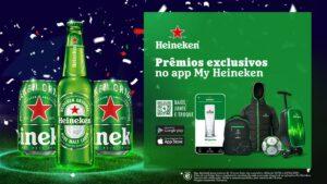 """Heineken cria nova interface de contato com o consumidor e apresenta aplicativo """"My Heineken"""""""