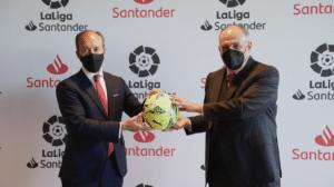 Banco Santander e LaLiga