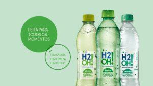 """A H2OH! lança campanha """"Combina Com"""""""