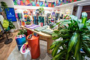 +Havaianas é o novo conceito de loja da marca