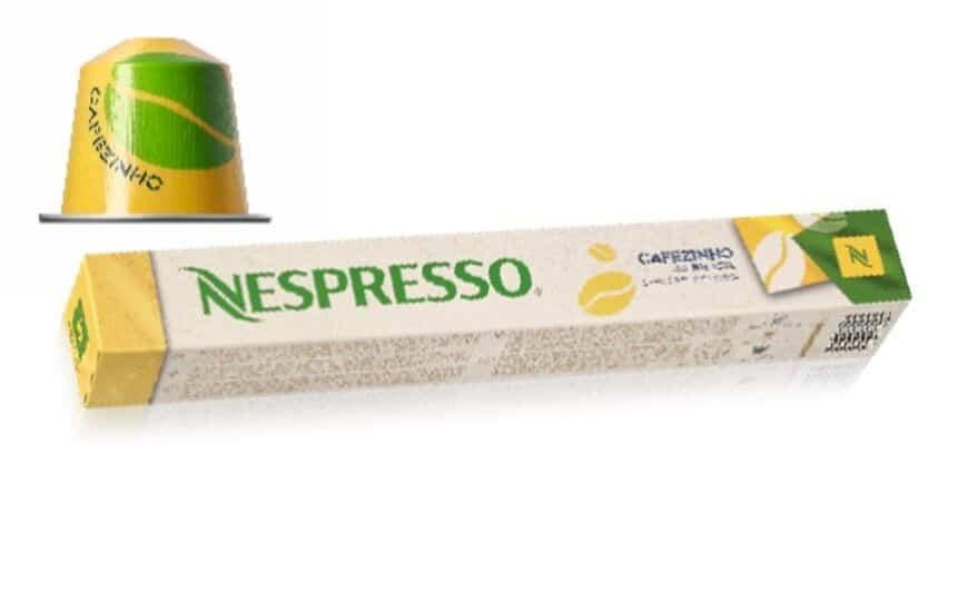 Nespresso celebra 15 anos com café brasileiro