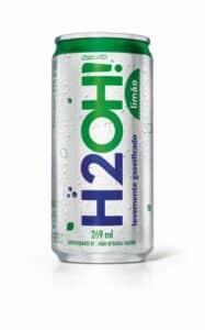 H2OH! amplia portfólio e lança versão em lata