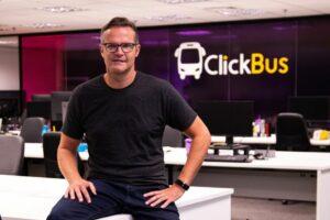 ClickBus apresenta novo CEO