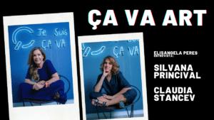 Elisangela Peres conversou com Silvana Princival, diretora-executiva e Claudia Stancev, produtora-executiva da Ça Va Art, sobre a produtora, o mercado audiovisual e a atuação das mulheres no setor. Assista!