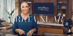 Campanha Britaniar estrelada por Ivete Sangalo - Britânia