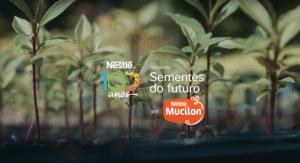Mucilon está plantando 1 milhão de árvores