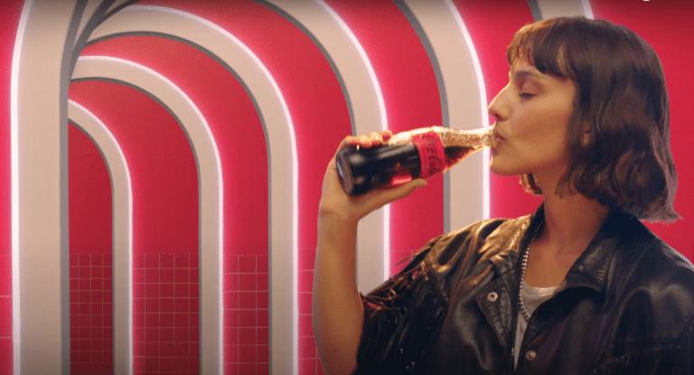 Lançamento - Nova Coca-Cola Sem Açúcar