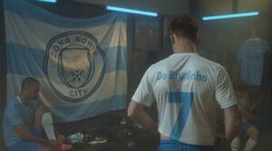 Netshoes traz filme para final da Champions League