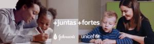 Johnson´s celebra o Dia das Mães com doações para o UNICEF