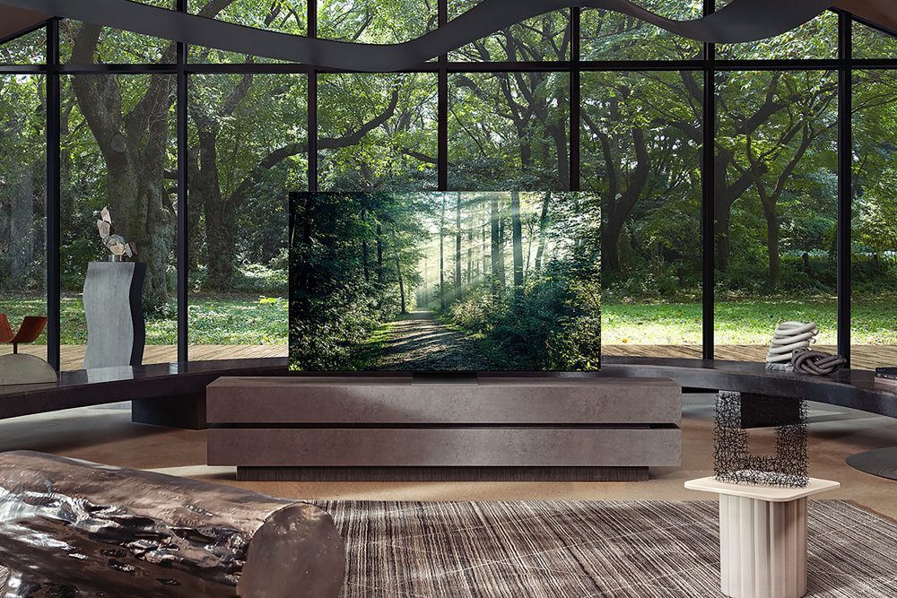 Neotelevisores QLED-QN900A - Samsung