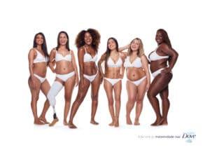 Baby Dove recria foto da marca para o Dia das Mães