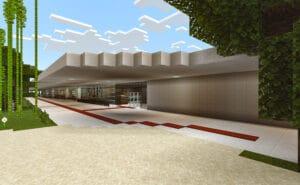 Museu de Arte Moderna está no Minecraft