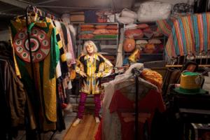 Dançar Marketing traz: Exposição da Rita Lee