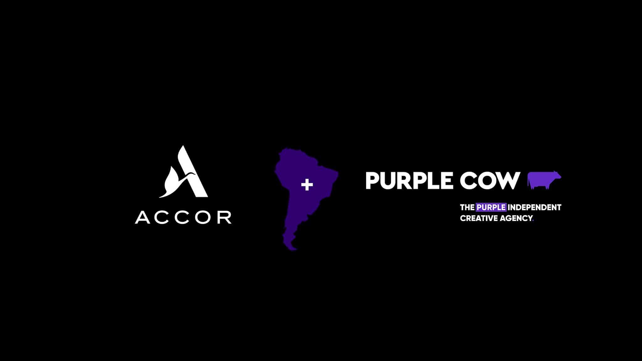 Purple Cow conquista conta da rede AccorHotels
