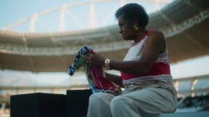 Centauro homenageia a ex-atleta Aída dos Santos