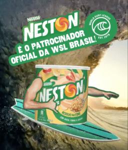 World Surf League tem como patrocino da Neston